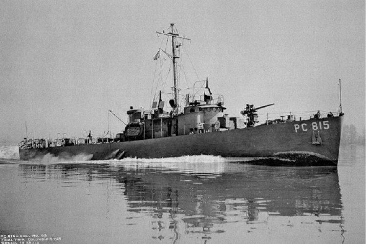 Courtesy U.S. Navy/ Wikimedia