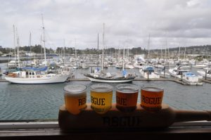 Rogue Brewery on the Bay -Gail Oberst