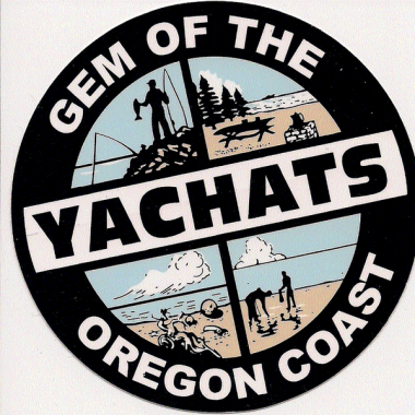 Yachats Agate Club Logo