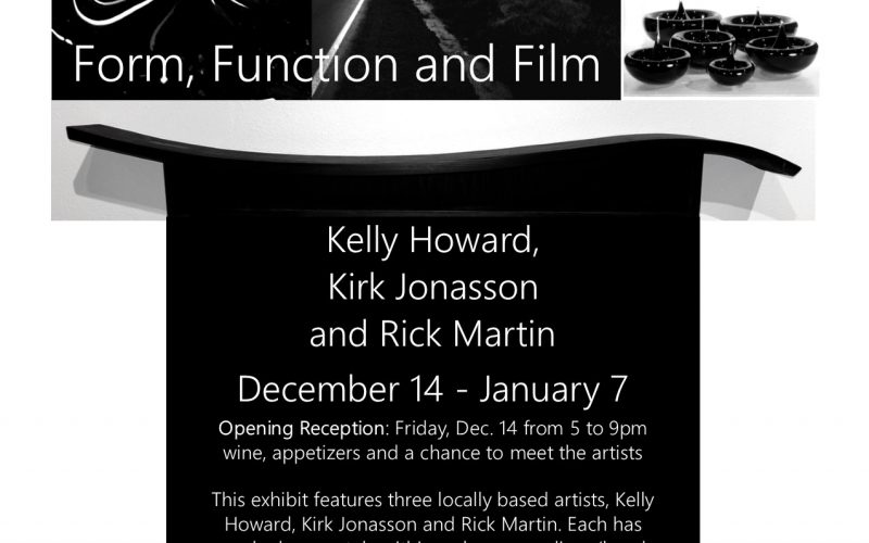 LCCC Form, Function & Film Event