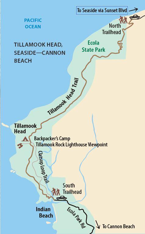 Tillamook Head - Cannon Beach