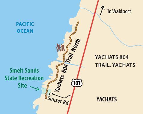 Yachats 804 Trail