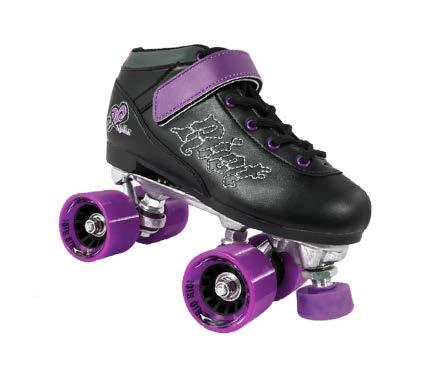 Rio Roller Riots Derby Quad Skates