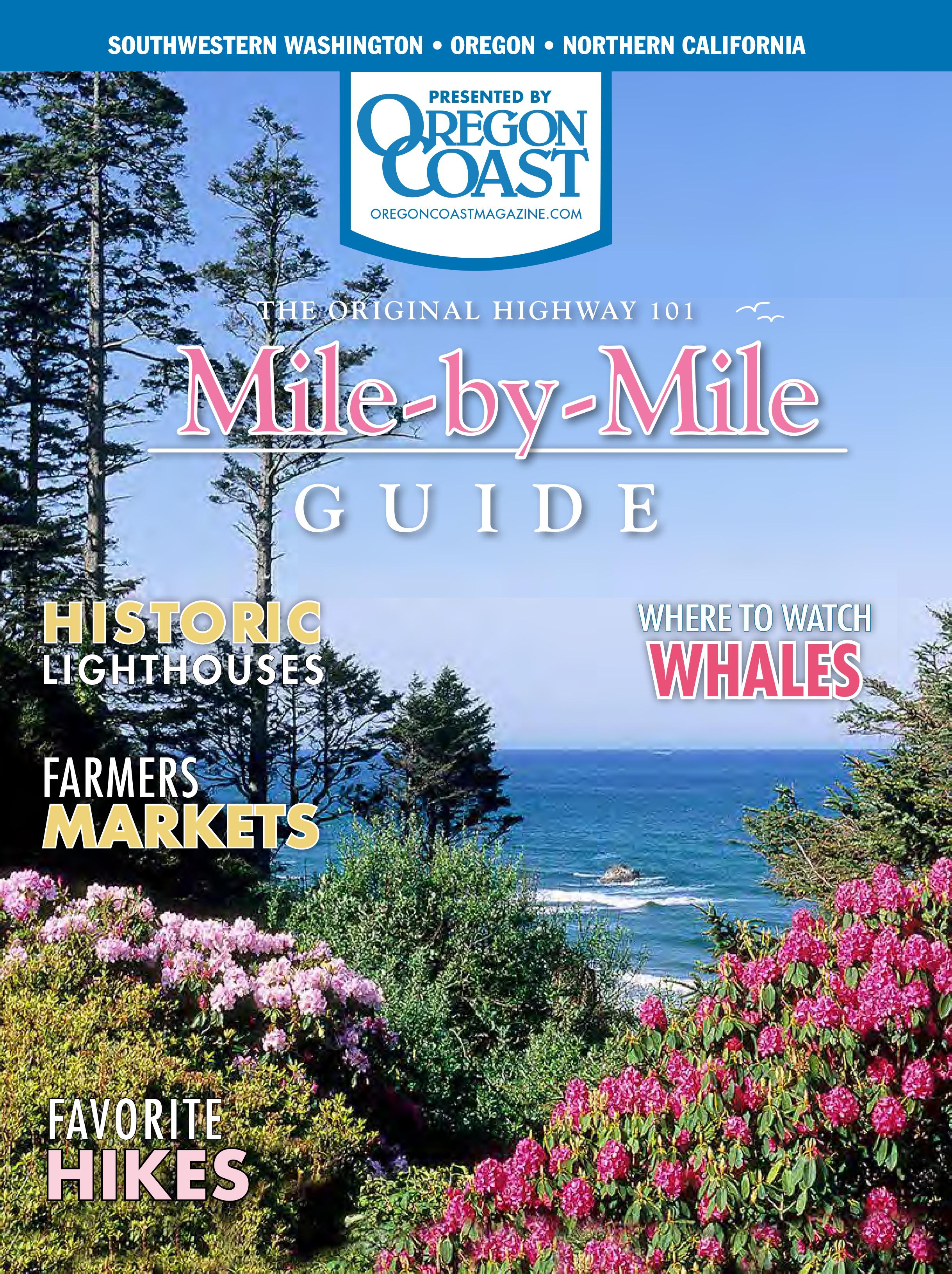 Fishing the Rocks - Oregon Coast Magazine